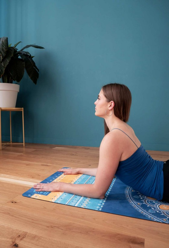 Tapis de Yoga Bombay - 3 mm