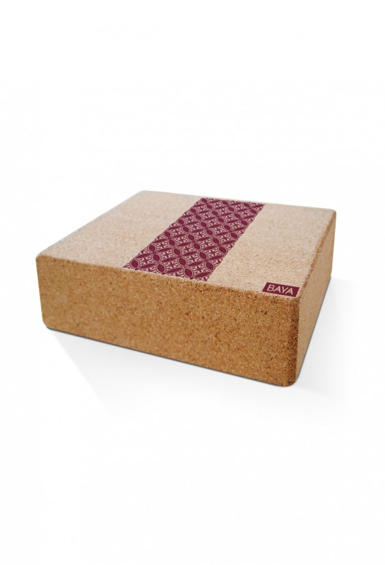 Cork yoga brick Pokhara