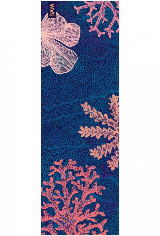 Tapis de yoga Fidji - 6 mm