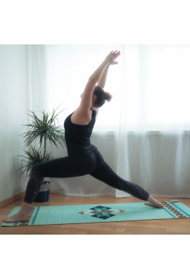 Cours de Yoga Office Break avec Pauline Demuynck - 2020-04-24 à 12:00
