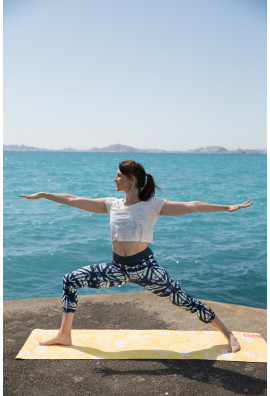 Cours de Morning Flow avec Ghislaine My Sunny Yoga - 2020-04-12 à 10:00