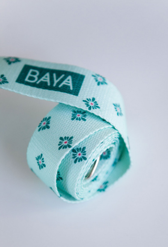 Mint Belem - Strap for Yoga mat