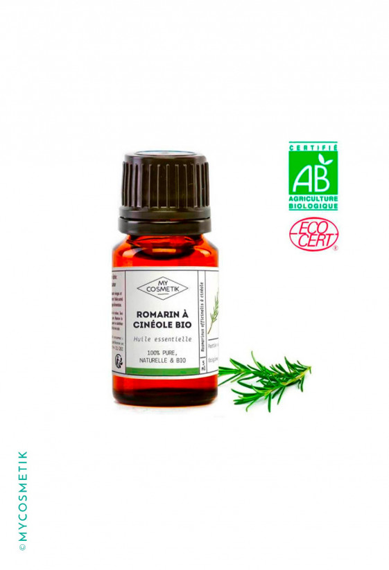 Cineole Rosemary - Organic essential oil