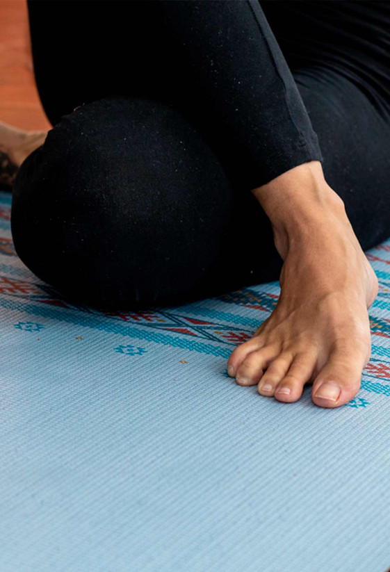 Tapis de yoga Power Valparaiso