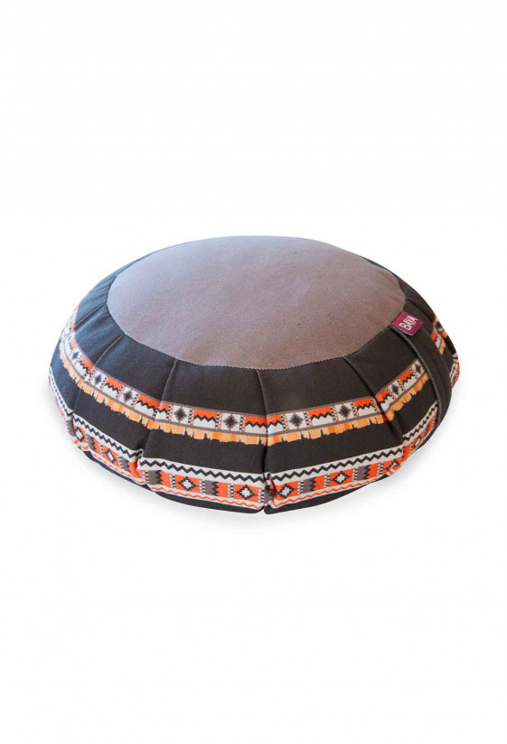 Kente meditation cushion