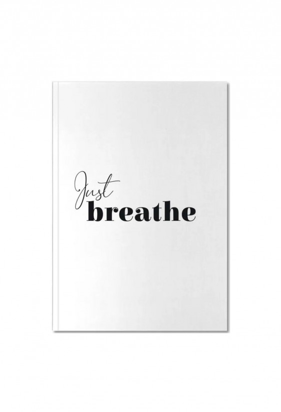 Notebook - Yoga Just Breathe