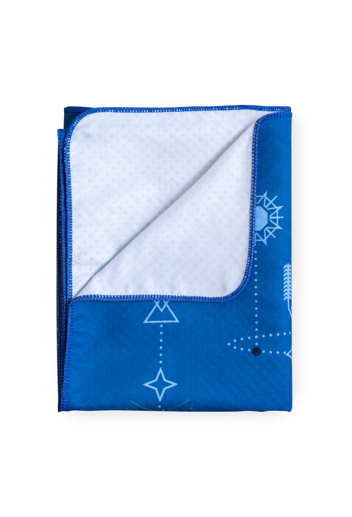 Cassiopeia grippy towel mat