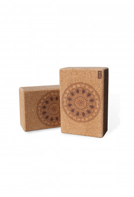 Yoga bricks duo Bombay Sequoia