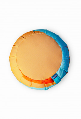 Meditation cushion Sunrise x Chloé Penderie