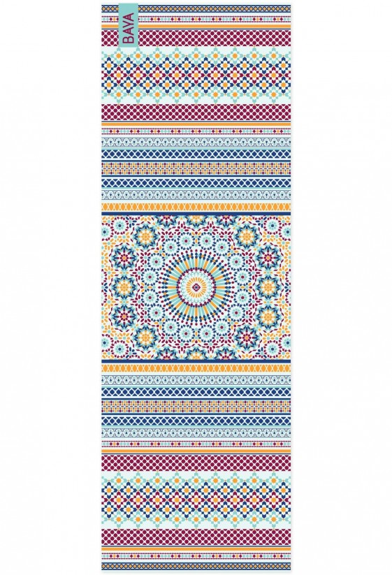 Tapis de yoga Tanger - 1 mm