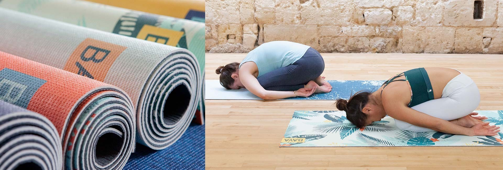 5.5 mm thick and eco-friendly yoga mats